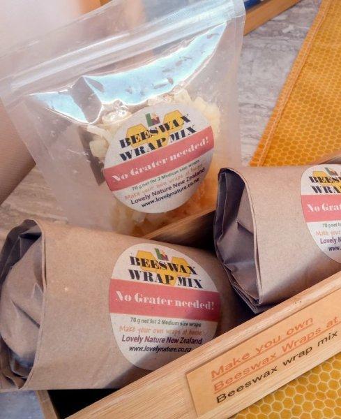 beeswax wrap mix